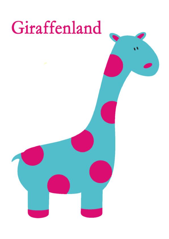 Logo Giraffenland