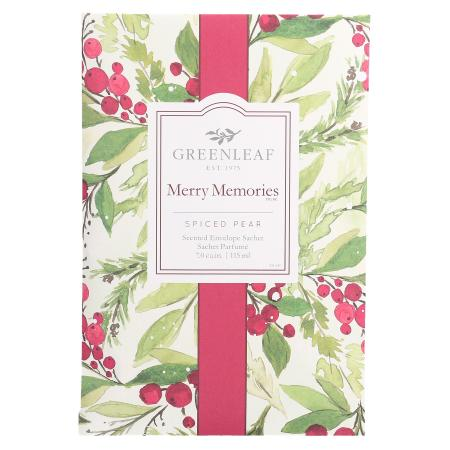 Greenleaf Sachet