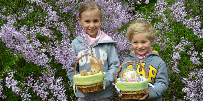 Frohe Ostern wünscht das Team von felilu!